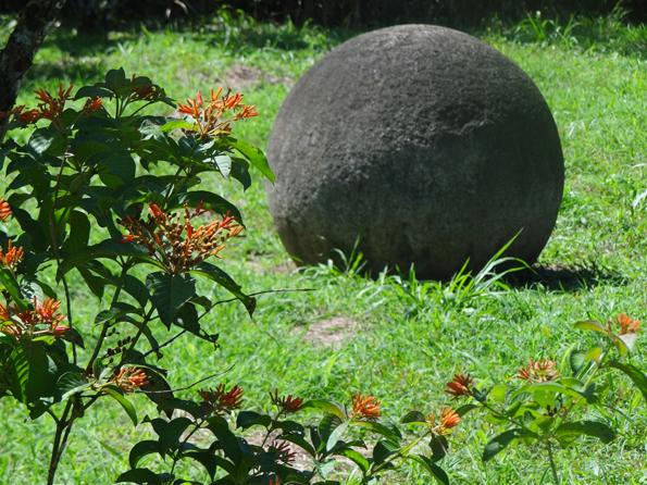 Die archäologischen Stätten von Costa Rica sind ein Spiegelbild der Kultur der Diquís.