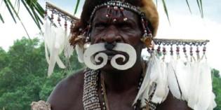 Ein Erlebnis für Abenteurer: Das jährliche Asmat-Kultur-Festival auf West-Neuguinea