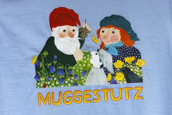 In der Schweiz besten bekannt: Die Abenteuer des Muggestutz. (Foto: Udo Haafke)