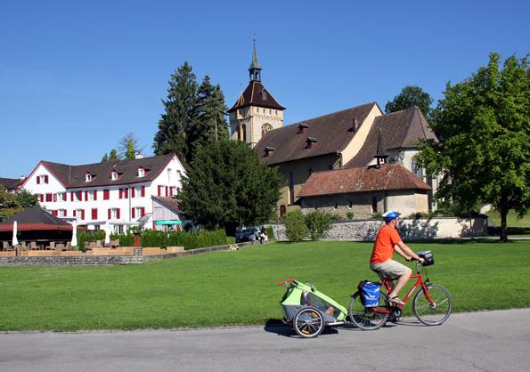 Wie geleckt: Arbon im schweizerischen Kanton Thurgau. (Foto: Ulrike Katrin Peters)