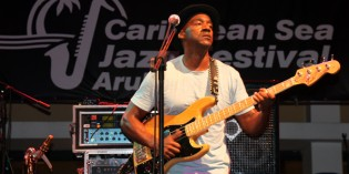 Aruba swingt beim Caribbean Sea Jazz Festival