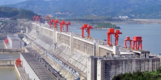 Das größte Wasserkraftwerk der Welt – der chinesische Drei-Schluchten-Staudamm