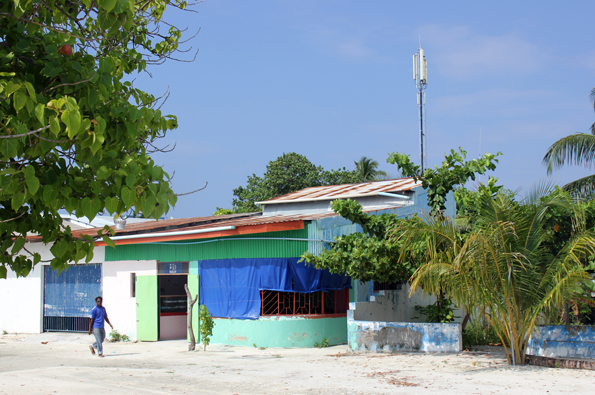 Auf Hinnavaru findet sich noch ein Stück urspüngliches Malediven. (Foto: Karsten-Thilo Raab)