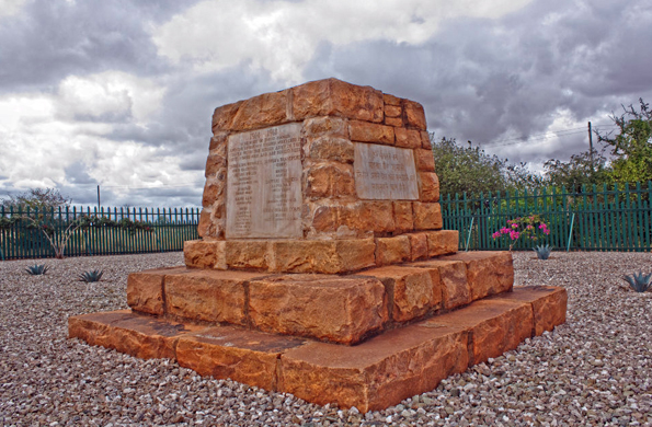 Auf dem Maktau Indian Cemetery fanden zahlreiche Opfer des Ersten Weltkrieges ihre letzte Ruhestätte. (Foto: Muriuki Muriithi)