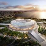 Aserbaidschan wird zur Bühne des Sports – Baku ist 2015 Austragungsort der ersten Europaspiele