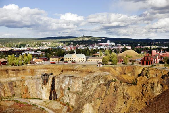 Im schwedischen Falun läden vier neue Themenwege zu einer spannenden Entdeckungsreise durch das Welterbe der UNESCO ein. (Foto Visit Södra Dalarna)