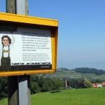 Schmunzelgarantie mit Bodensee-Blick – Pointenhatz auf dem Appenzeller Witzweg