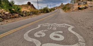 Auf den Spuren der Easy Rider über die ledengäre Route 66 durch Arizona