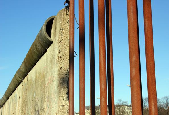Die Gedenkstätte Berliner Mauer an der Bernauer Straße ist der zentrale Ort der vErinnerung an die Teilung Deutschlands. (Foto Karsten-Thilo Raab)