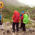 Höhenrausch und Gipfelglück: In sechs Tagen wie weiland Hannibal zu Fuß über die Alpen
