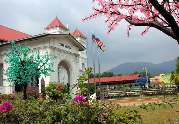 Gralshüter der langen Geschichte von Taiping: Das Perak-Museum. (Foto: Karsten-Thilo Raab)