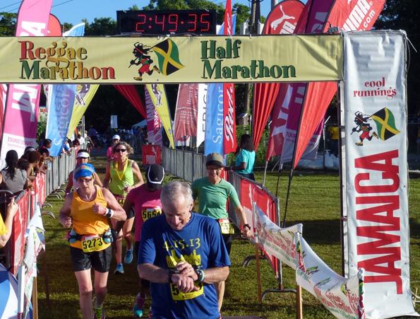 Die größte Marathon-Veranstaltung der Karibik lockte im Vorjahr rund 1.650 Starter nach Jamaika.