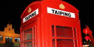Taiping – die grüne Regenhauptstadt Malaysias