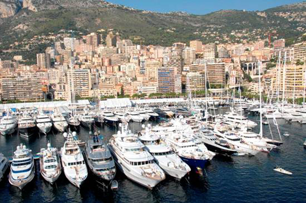 Vom 24. bis zum 27. September 2014 erwartet die Besucher im monegassischen Port Hercule ein Luxusschiff-Event der Spitzenklasse.