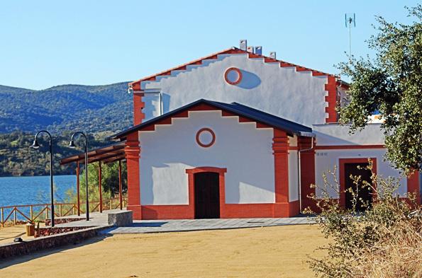 Entlang der Vía Verde del Ronquillo gibt es zahlreiche Kleinode zu entdecken.  (Fotos Ayuntamiento del Ronquillo)