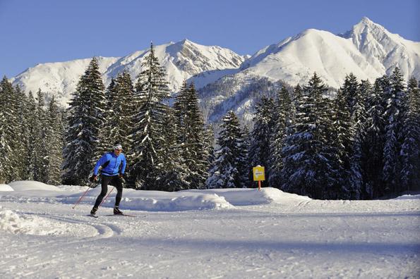 Rund 4.000 Kilometer Loipe warten in Tirol darauf, entdeckt zu werden. (Foto Josef Mallaun)