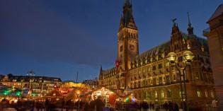 16 Märkte machen die Hansestadt Hamburg zur Weihnachtshauptstadt des Nordens
