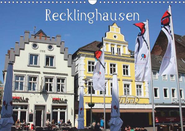 Was Recklinghausen als die berühmte Heimat der Ruhrfestspiele sonst so alles zu bieten hat, zeigt dieser Kalender.