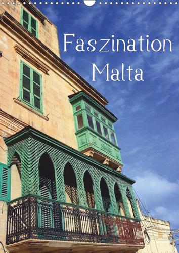 Die Schönheit von Malta und Gozo kommt in diesem Kalender auf faszinierende Art und Weise zum Ausdruck.
