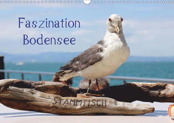 """Der Kalender """"Faszination Bodensee"""" zeigt stimmungsvolle Impressionen aus der Bodenseeregion."""