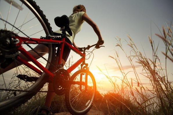Im Herbst kommen Mountainbiker in Griechenland voll auf ihre Kosten, wenn die Temperaturen nicht mehr so hoch, und die Zahl der Touristen überschaubar ist.