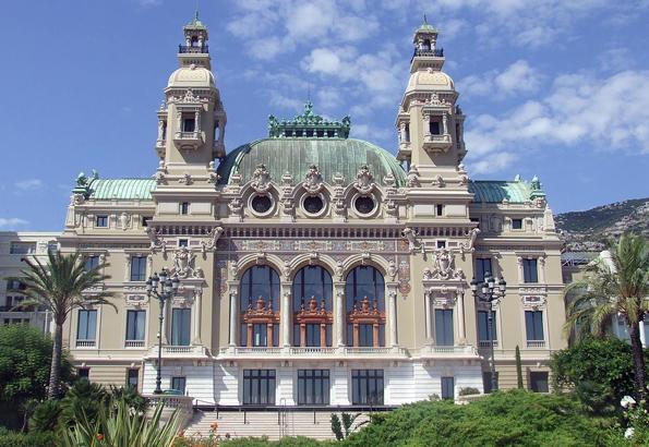 Beheimatet Ende November das traditionelle Jazz-Festival: die  Opéra de Monte-Carlo.
