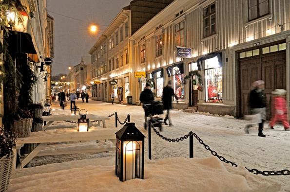Zuckerbäckerflair in Haga, dem ältesten Teil von Göteborg. (Foto: Goran Assner)