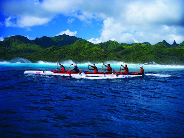 Die Cook Islands sind Ende November wieder Austragungsort eines der renommiertesten Paddelwettbewerbe der Welt, dem Vaka Eiva Festivals.