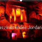 Faszinierendes Jordanien als Kalender erschienen
