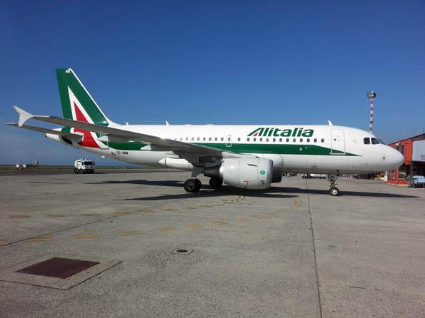 Die  EU hat den Einstieg von Etihad bei Alitalia genehmigt. (Foto: Karsten-Thilo Raab)