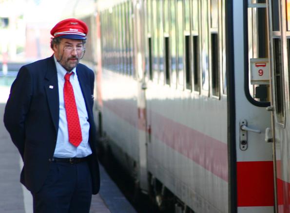 Die Gewerkschaft der Lokomotivführer hat zwischen 6. und 10. November den längsten Dauerstreik in der Geschichte der Deutschen Bahn durchgeführt. (Foto Karsten-Thilo Raab)