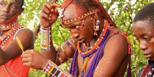 Sport statt Löwenjagd – Maasai-Olympics vor der Kulisse des Kilimandscharo