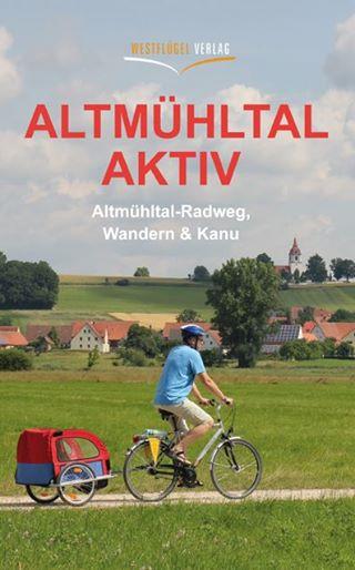 Altmühltal aktiv Buchcover