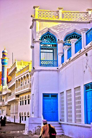 Das Sultanat besticht mit Architektur aus 1001 Nacht. (Foto: djd)