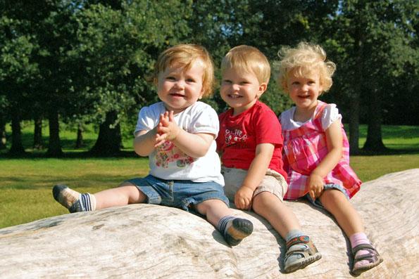 Kinderfreundlich: Für Familien gibt es zahlreiche Unterkünfte und jede Menge Spielmöglichkeiten im südlichen Ostfriesland.