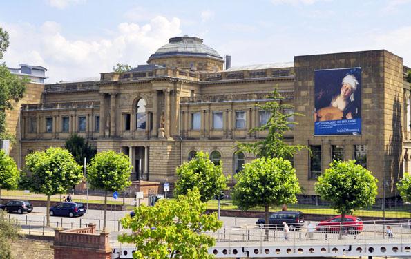 Das Städel Museum in Frankfurt am Main feiert in diesem Jahr sein 200-jähriges Bestehen.