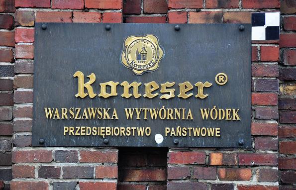 Die ehemalige Wodka-Fabrik Koneser wird die Heimat des neuen Museums. (Fotos Wikipedia)
