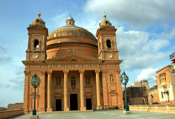 Die St Mary Church in Mgarr ist eine von 365 Kirchen in Malta und Gozo. (Foto Karsten-Thilo Raab)
