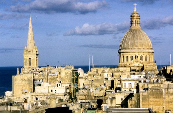 Valletta ist eine Minikapitale mit großem Charme. (Foto Karsten-Thilo Raab)