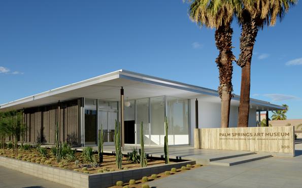 """Der Der """"Edwards Harris Pavilion"""" zeigt auf 1.200 Quadratmetern wechselnde Ausstellungen."""