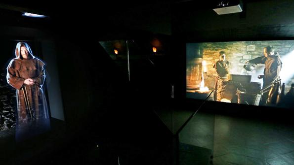 Multimedial wird in der Smithwick´s Experience die Geschichte des berühmten Bieres aufgearbeitet.