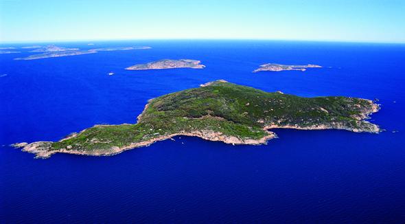 Woody Island. (Foto Tourism Western Australia)