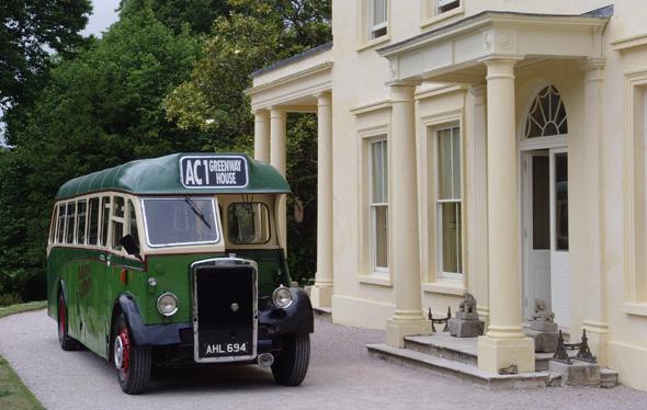 In Greenway verbrachte Agatha Christie