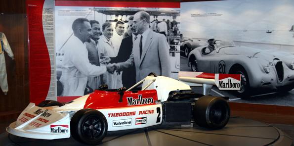Die Formel 3 ist in Macau zuhause. Es gibt sogar ein eigenes Grand Prix Museum. (Foto Karsten-Thilo Raab)