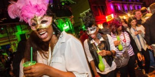 Bunt, bunter, Mardi Gras! Karneval in New Orleans