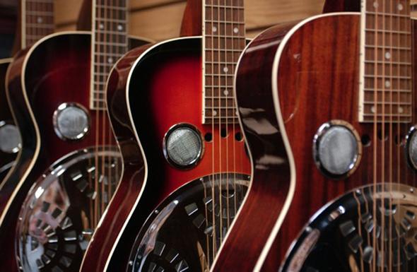 Entlang der Blue Ridge Music Trails lässt sich die musikalische Seite North Carolinas im wahrsten Sinne des Wortes erfahren. (Foto Visit NC)