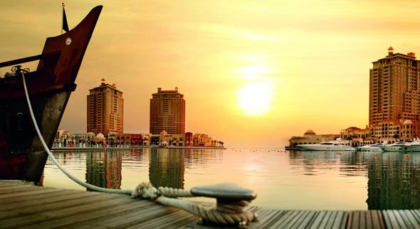 Doha, Hauptstadt des Emirats Katar, wird im Februar zum Mekka für Kulturinteressierte aus aller Welt.