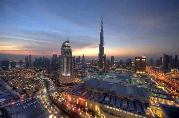 Dank des neuen Internetangebotes lässt sich Dubai jetzt vom jeden Ort der Welt bequem online aus der Vogelperspektive in Augenschein nehmen.