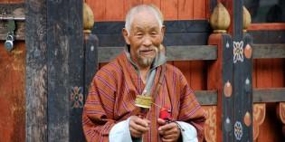 Ein exotisches Königreich im Himalaya: Bhutan präsentiert sich auf der ITB in Berlin