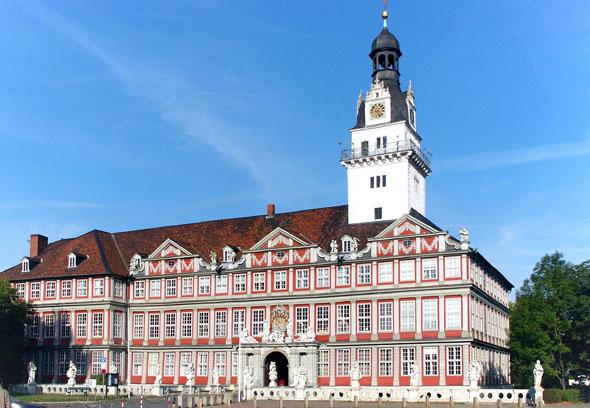 Das Residenzschloss der Welfen ist Wolfenbüttels Wahrzeichen. (Foto: H.-D. König)